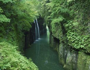 高千穂峡 宮崎県の写真素材 [FYI03177834]