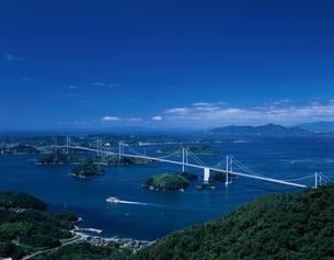 来島大橋の写真素材 [FYI03178189]
