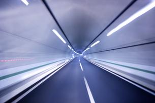 トンネルの写真素材 [FYI03178232]