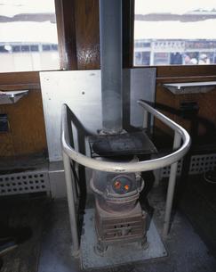 ストーブ列車の写真素材 [FYI03180238]
