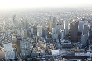 東京ビル群の写真素材 [FYI03180471]