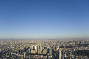 東京ビル群の写真素材 [FYI03180473]