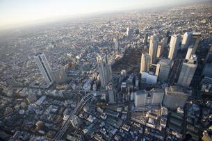 東京ビル群の写真素材 [FYI03180477]