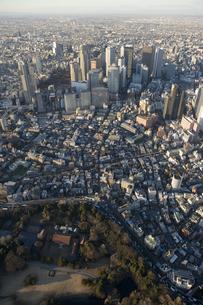 東京ビル群の写真素材 [FYI03180479]