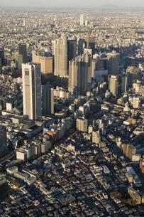 東京ビル群の写真素材 [FYI03180487]