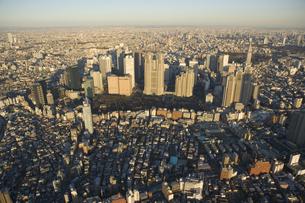 東京ビル群の写真素材 [FYI03180490]