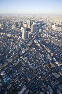 東京ビル群の写真素材 [FYI03180492]