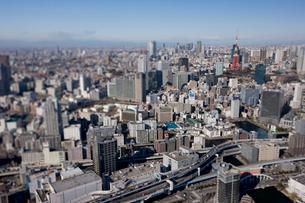 東京タワーの写真素材 [FYI03180676]