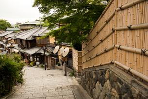 京都の街並み二寧坂の写真素材 [FYI03183633]