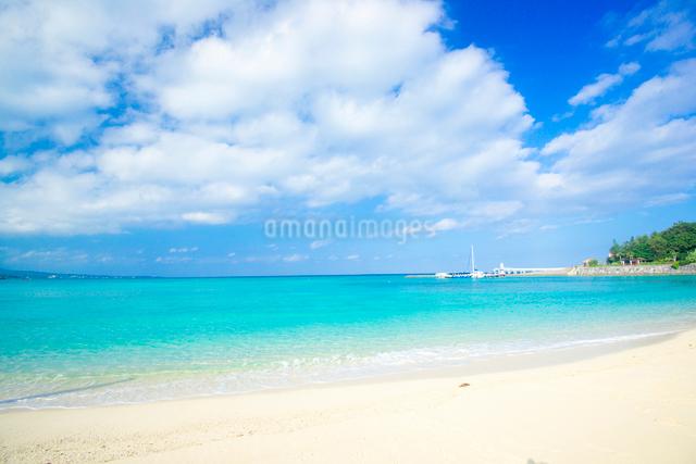 ブセナビーチの写真素材 [FYI03184301]