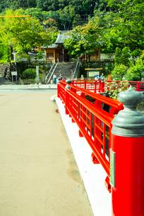 こけい橋より修善寺 の写真素材 [FYI03184891]