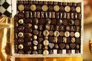 お菓子屋 パリ フランスの写真素材 [FYI03188487]