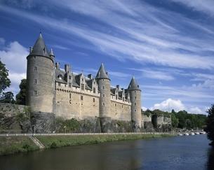 ショセィリン・モルビア城 ブルターニュ地方 フランスの写真素材 [FYI03188593]