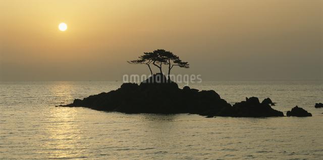 渡島の写真素材 [FYI03188826]