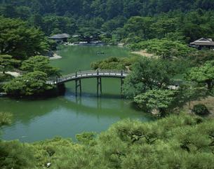 栗林公園  高松市 香川県の写真素材 [FYI03189669]