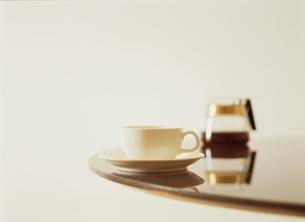 コーヒーカップの写真素材 [FYI03190344]