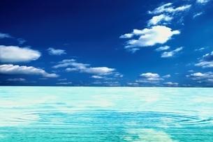 空と海の写真素材 [FYI03191223]