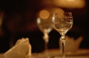 テーブルセットのイメージの写真素材 [FYI03192397]