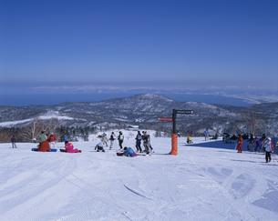 札幌国際スキー場 北海道の写真素材 [FYI03192402]