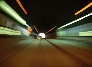 トンネルの写真素材 [FYI03192735]