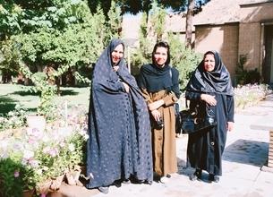 イランの女性の写真素材 [FYI03194204]