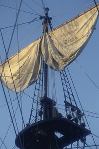 船の帆 オーストラリアの写真素材 [FYI03197193]