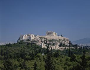 パルテノン神殿  アテネ ギリシャの写真素材 [FYI03198332]