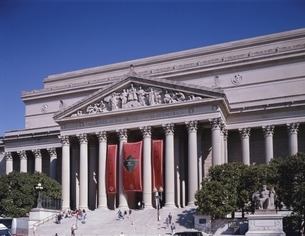 公文書館 ワシントンDC アメリカの写真素材 [FYI03198451]
