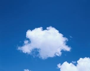 雲の写真素材 [FYI03198470]