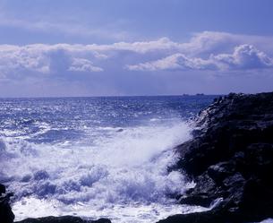 太平洋の海の写真素材 [FYI03198898]