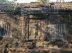 アンコール遺跡のタネイ寺院 カンボジアの写真素材 [FYI03199702]