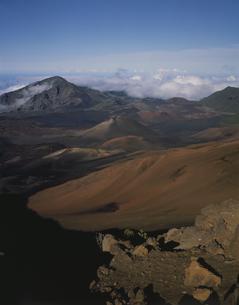 キラウェア火山 ハワイ島の写真素材 [FYI03199742]