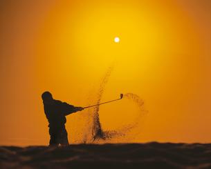 ゴルフの写真素材 [FYI03200346]