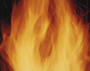 炎の写真素材 [FYI03200556]