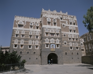 サヌア国立博物館の写真素材 [FYI03201089]