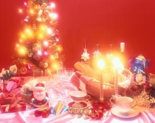 クリスマスイメージの写真素材 [FYI03201477]