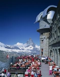 ゴルナーグラードからのマッターホルン スイスの写真素材 [FYI03202059]