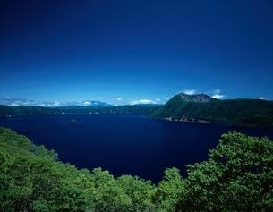 摩周湖    北海道の写真素材 [FYI03202108]