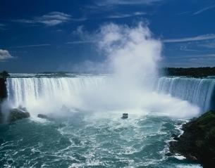 ナイアガラの滝 カナダの写真素材 [FYI03202126]