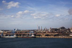 鹿島臨海工業地帯の写真素材 [FYI03202245]