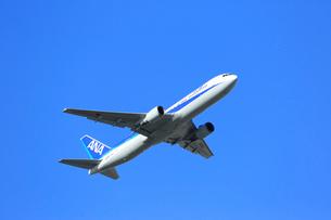 ジェット機 ANAの写真素材 [FYI03202708]