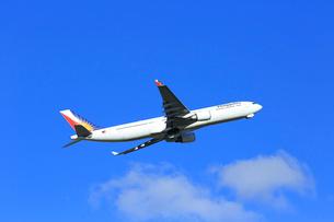 ジェット機 フィリッピン航空の写真素材 [FYI03202710]