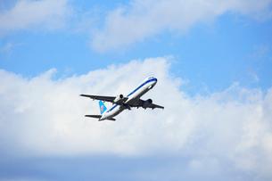 ジェット旅客機 中国南方航空の写真素材 [FYI03202912]