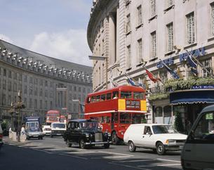 リージェント・ストリート ロンドン イギリスの写真素材 [FYI03203137]