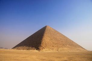 赤ピラミッドの写真素材 [FYI03203586]