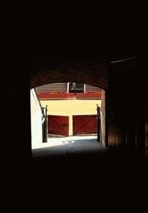 バレンシアの闘牛場 スペインの写真素材 [FYI03203889]