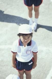日本人の男の子の運動会の写真素材 [FYI03205025]