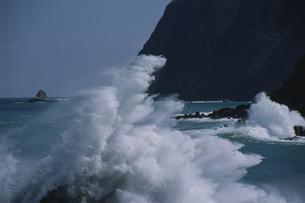 波しぶきの写真素材 [FYI03206932]