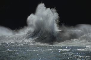 波しぶきの写真素材 [FYI03206940]