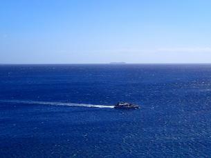 マウイの海とモロキニ島の写真素材 [FYI03207002]